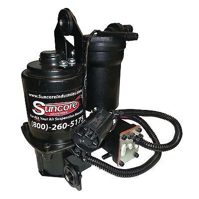 Air Ride Suspension Compressor & Dryer for 2000-2006 GMC Yukon