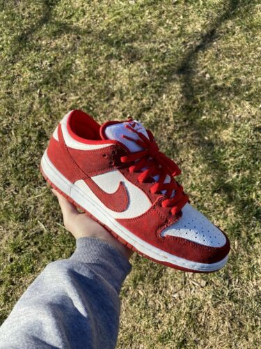 """Nike SB Dunk Pro Low """"Valentines Day"""" Size 11.5"""