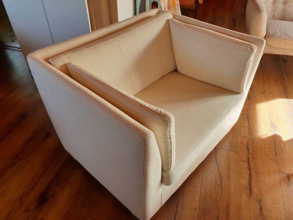 Anden arkitekt, 1.5 personer lænestol