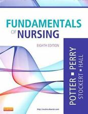Early Diagnosis in Cancer: Fundamentals of Nursing by Patricia A. Potter, Patricia Stockert, Anne Griffin Perry and Amy Hall (2012, Hardcover, Older Edition)