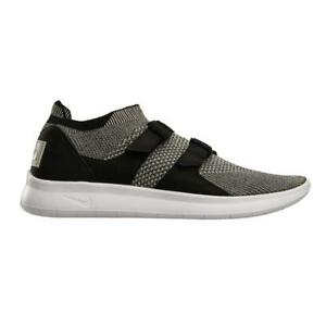 Da Uomo Nike Air sockracer Flyknit Scarpe Da Ginnastica Nero 898022 004