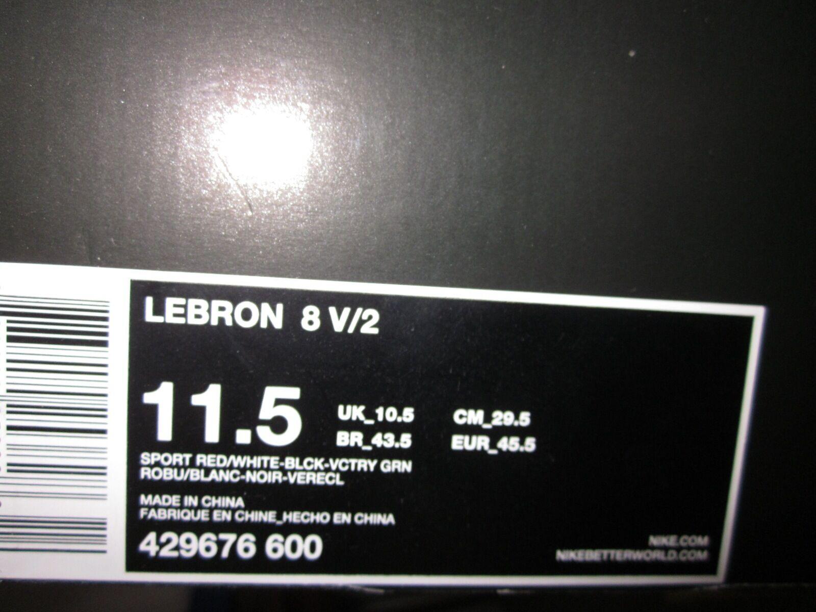 NIKE 2018 LEBRON 8 V/2 429676 600