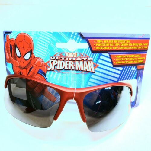 Kids Marvel Spiderman Sunglasses Semi-Rimless Collection  NEW! Lot of 2 pairs
