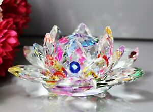 LARGE-MULTI-CRYSTAL-LOTUS-FLOWER-ORNAMENT-WITH-GIFT-BOX-CRYSTOCRAFT-HOME-DECOR