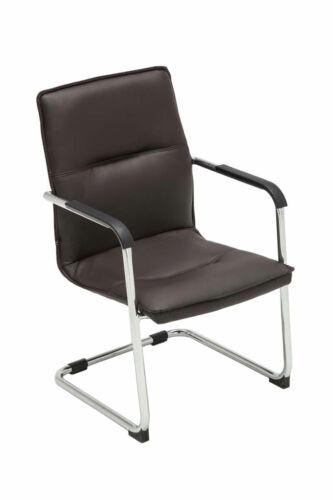 Konferenzstuhl SEATTLE Freischwinger Stuhl Lehnstuhl Wartestuhl Besucherstuhl