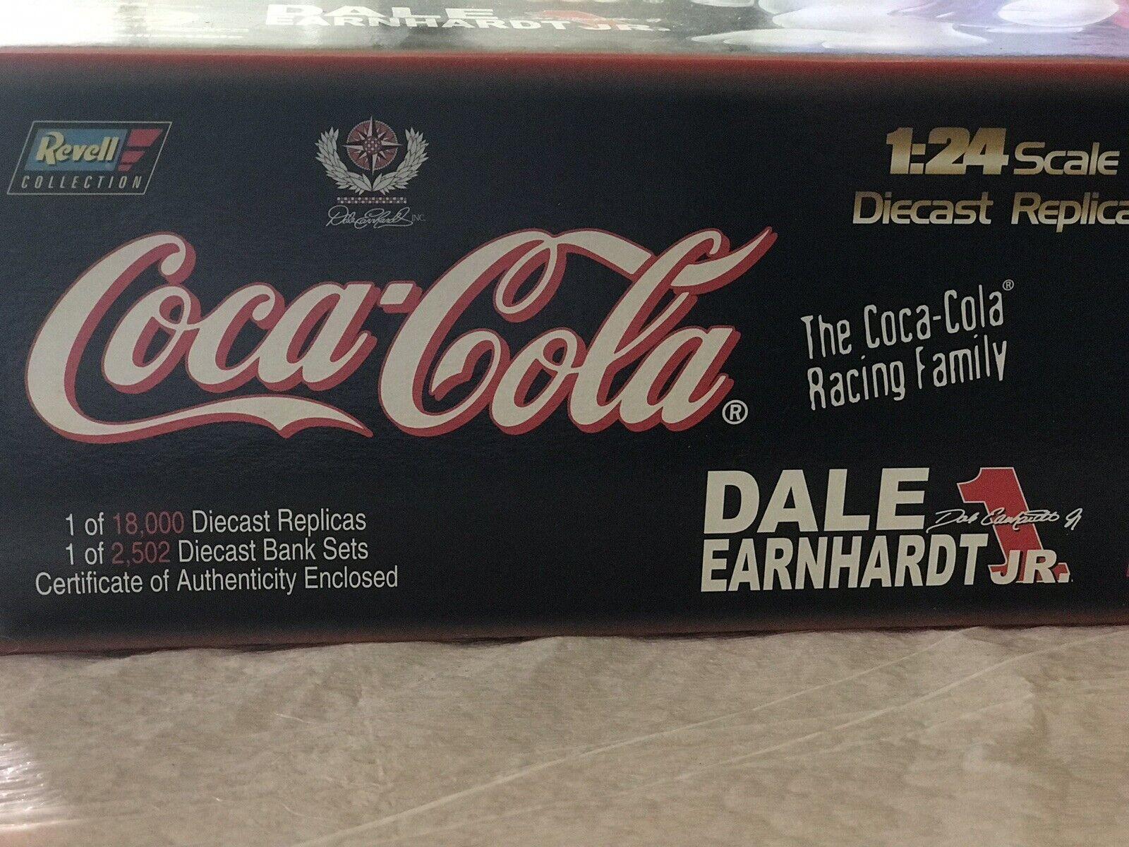 Nouveau 1998 Revell 1 24 Diecast Nascar Dale Earnhardt Jr Coke Polar Bear Monte  1