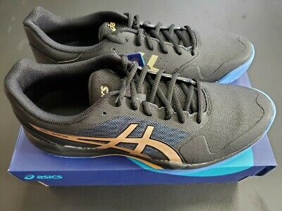 Para Hombre Zapatos Asics Gel Game 7 Tenis Zapato Negro ...
