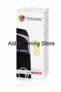 descaling tassimo machine