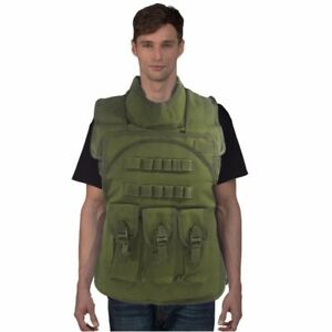NEW-Design-High-Quallity-Protective-Tactical-Vest-Army-Green