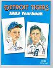 1983 Detroit Tigers MLB Baseball YEARBOOK