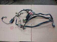 82 yamaha xj650 xj 650 maxim wire harness assembly electrical wiring