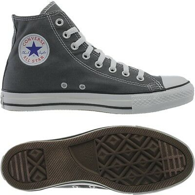 Converse All Star Hi Chucks kultige Hi-Top Sneakers Freizeitschuhe Canvas NEU