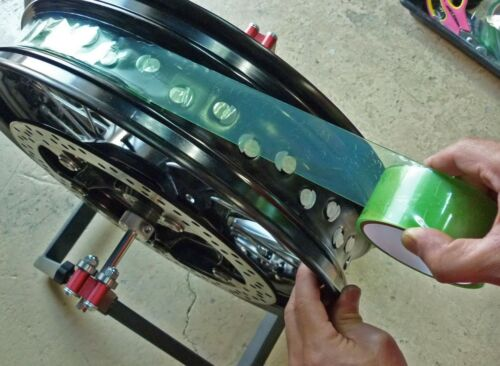 Tubeless Kit Spoke Wheels 16.5 17×3.50MT 17×4.50MT 5.00MT 5.50MT FR355