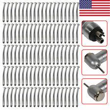 New Listing100pcs Sandent Nsk Style Dental High Speed Handpiece Push 4 Hole Turbine Stnabm