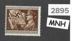 MNH-1944-stamp-Anniversary-of-party-Takeover-Third-Reich-Adolph-Hitler