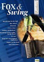 Akkordeon Noten : Fox & Swing  SCHLAGER mittelschwer (Akkordeon Exclusiv)