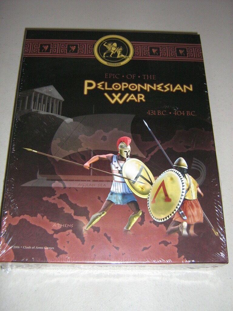 Epische des peloponnesischen krieges 431 bc - 404 v. chr. (neu)