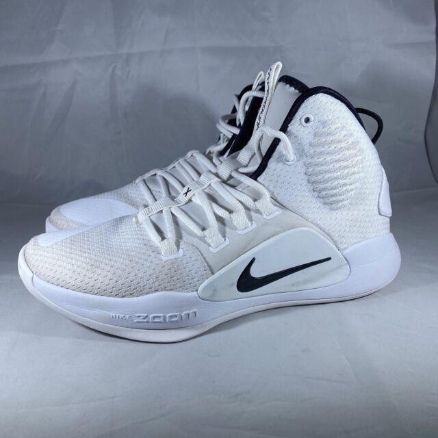 Size 7 - Nike Hyperdunk X White for