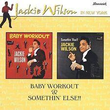 JACKIE WILSON - Baby Workout / Something Else - CD