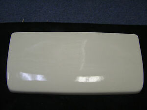 American Standard Shell Bone Toilet Tank Lid Model