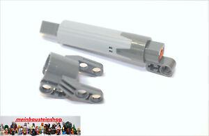 Lego-Technic-61927-61904-Linear-Schraub-Zylinder-m-Halterung-Actuator-NEU