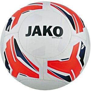 JAKO-Match-2-0-Trainingsball-Fussball-Trainingsfussball-Fussball-Ball-2329