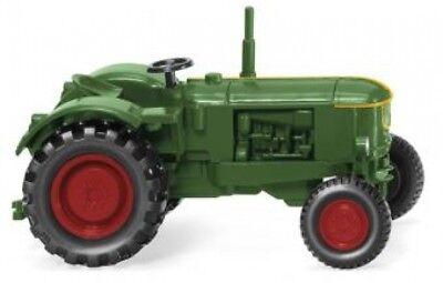1/87 Wiking Deutz D 40 L Verde Smeraldo 0881 03-mostra Il Titolo Originale