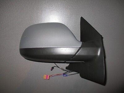 Blinker Schwarz Links+Rechts Set mit E-Pr/üfzeichen LED Klarglas Spiegel