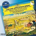 Copland: Appalachian Spring; Barber: Adagio for Strings; Bernstein: Candide Overture; Schuman: American Festival Over (CD, Apr-2016, Deutsche Grammophon)