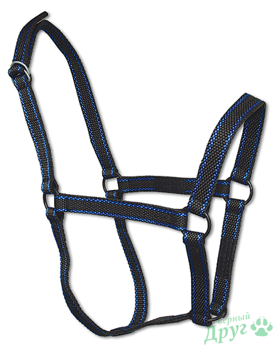Halter Cart Driving Equestrian Horse Collar Pony Harness Equitation Bridle New