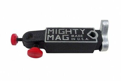 Mighty Mag 400-3 Universal Magnetic Base Quick Release Indicator Holder USA !
