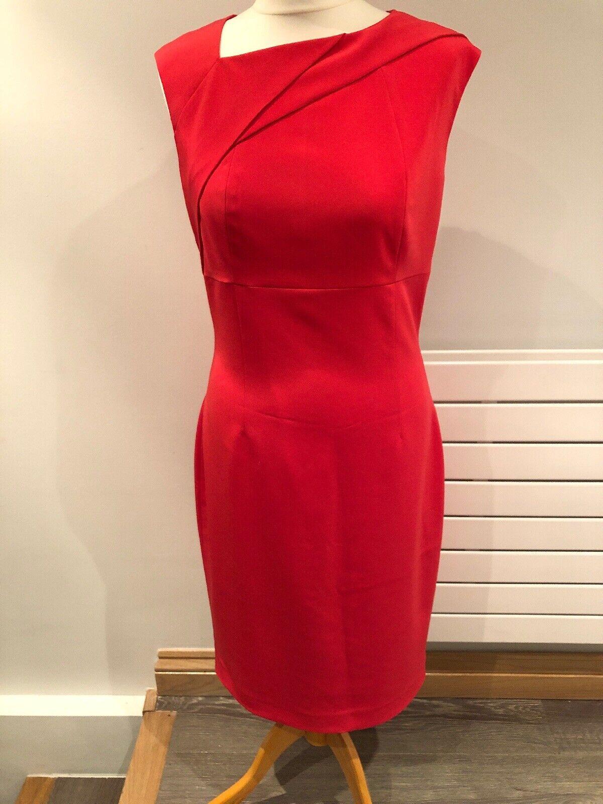 Elie Tahari Tahari Tahari Ladies Pink Dress Size a4684c