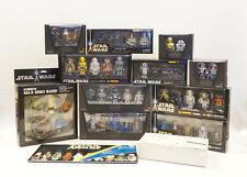 Kubrick Star Wars Box Sets lot of 12 (Limited Edition) Max Rebo Band / Jango