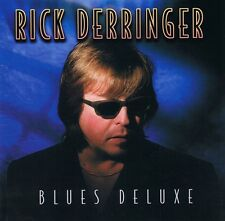 Rick Derringer - Blues Deluxe - CD Album NEU