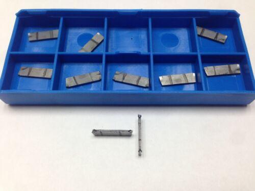 1 X ISCAR DGL 1402J-8D IC308 Cut Off Carbide Inserts Cnc Lathe tool New DGN 1.4