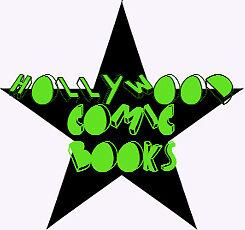 Hollywood Comic Books