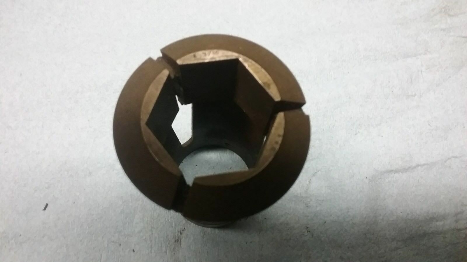 """FOR B/&S AUTOMATIC SCREW MACHINES #22C COLLET 1/"""" HEX"""
