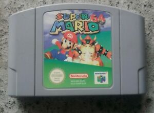 Super Mario 64 (Nintendo 64, 1997)