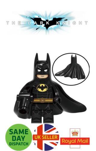 Batman El Caballero Oscuro Figura Mini Negro Liga De La Justicia Dc Marvel vendedor del Reino Unido