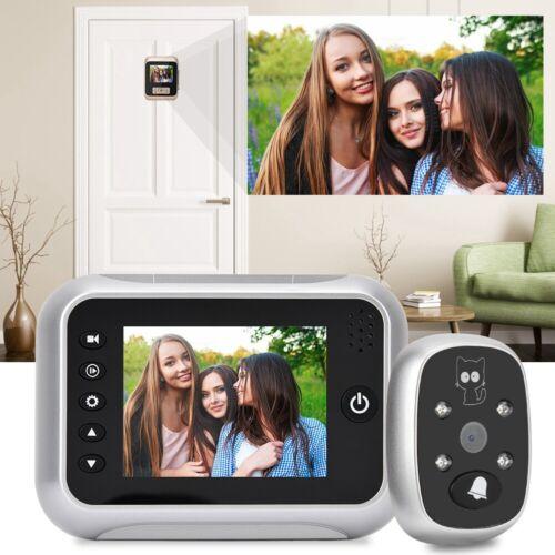 """3,5/"""" LCD Display Elektrische Türklingel Türspion Intelligente Überwachungskamera"""