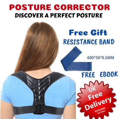 posture corrector shoulder / back / neck pain support