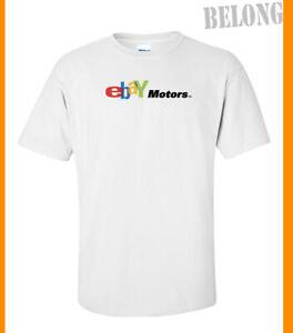 Ebay Motors T Shirt Tee Logo New Men S Size S Xxl Usa Ebay