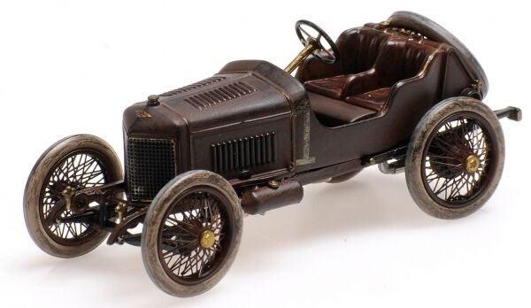 Hispano Suiza 45cr Alphonso Xiii Voiturette 1911 1 43 Model MINICHAMPS
