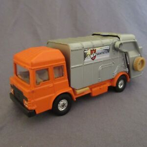 794E-Corgi-1116-Ranger-amp-Drewry-REVOPAK-Camion-Poubelle