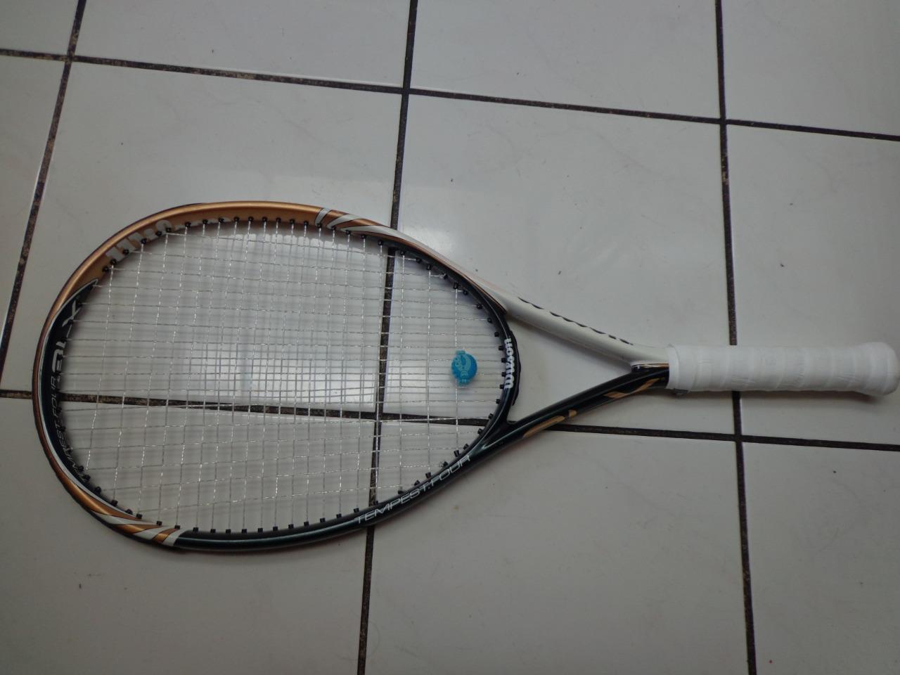 Wilson BLX Tempest 4 FOUR 110 head 4 3 8 grip Tennis Racquet