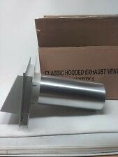 Mid America 4 Classic Hooded Exhaust Vent 115