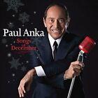 Songs of December by Paul Anka (CD, Nov-2011, Decca)