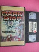 DARK STAR (WORLD OF VIDEO 2000 PRE-CERT)   - ORIGINAL BIG BOX RARE & DELETED