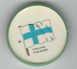 1963-General-Mills-Flags-of-the-World-Premium-Coins-60-Finland