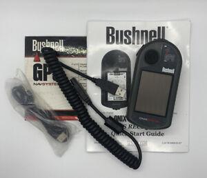 Bushnell-Onix-200-CR-Onix200CR-GPS-Navigation-Receiver-Cord-and-Manual-Bundle